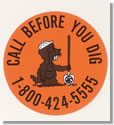 Call Before You Dig Logo