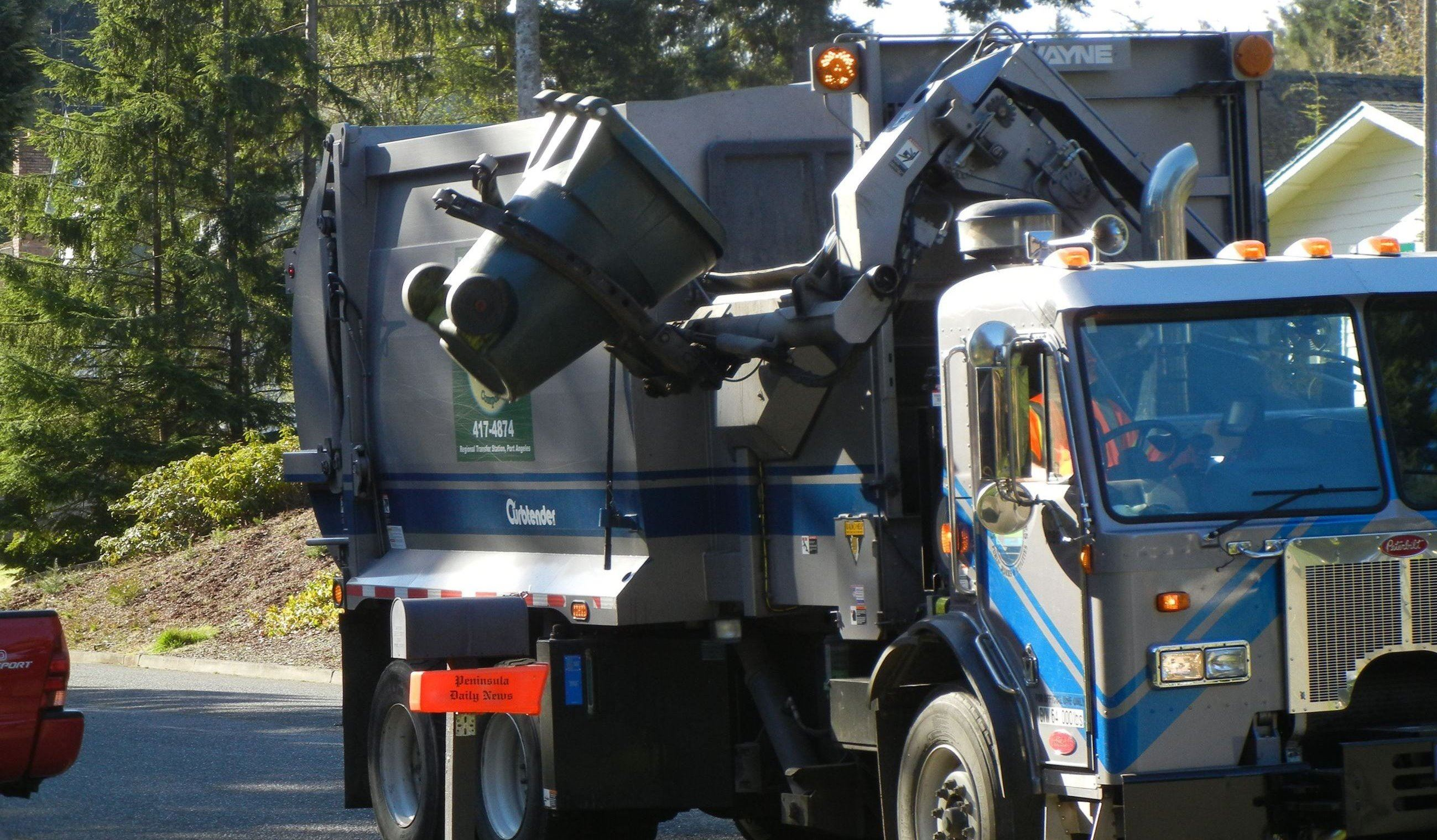 Solid Waste Collections Truck