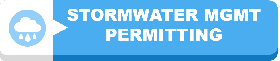 Stormwater Management Permitting Button