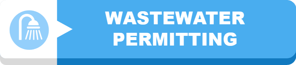 Wastewater Management Permitting Button