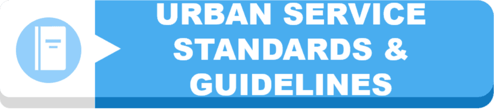 Urban Service Standards and Guidelines Button